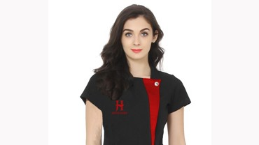 Enhance your appearance with stylish salon uniforms