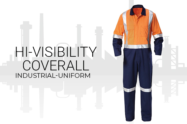 hi-visibility coverall