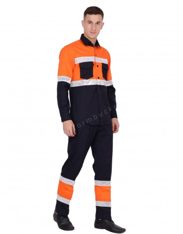 Double Tone High Visibility Shirt