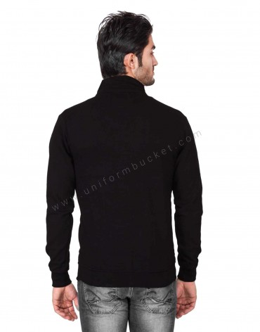 Stylish Prussian Color  Jacket For Male