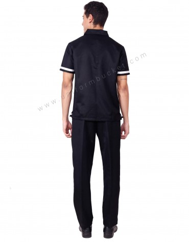 T- Shirt Style House Keeping Shirt For Men