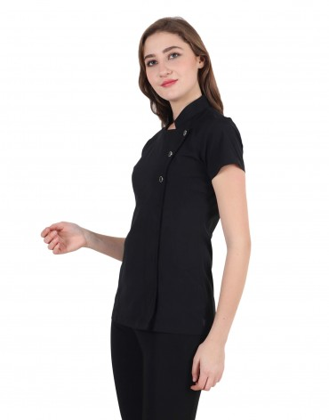 VLCC Tunic With 3 Front Button